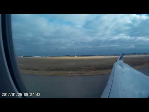 Taking off From Nashville International Airport (BNA)