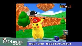 Super Mario 64 meets Pokémon Snap!
