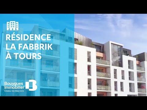 Résidence La Fabbrik à Tours | Nos programmes immobiliers neufs