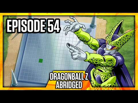 DragonBall Z Abridged: Episode 54 - #CellGames TeamFourStar (TFS)