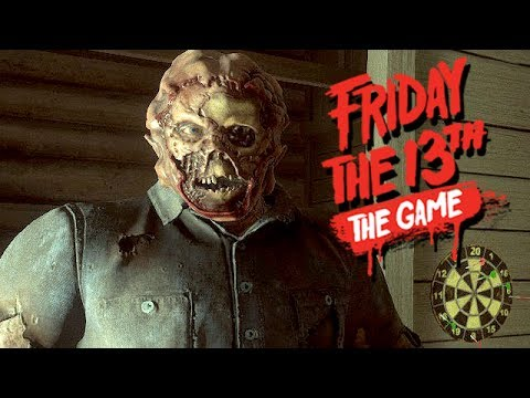 Friday The 13th The Game Gameplay German - Mach kein Auge