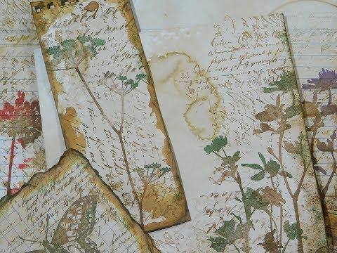 Making A Nature Junk Journal - Episode 4