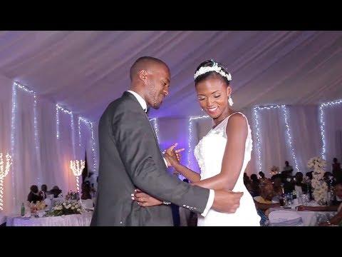 WATCH:Ronald and Barbra's Ugandan Wedding