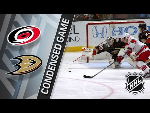 12/11/17 Condensed Game: Hurricanes @ Ducks