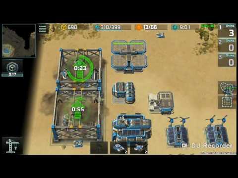 Играю в пвп бой в игре 《Art of war 3 global conflict》