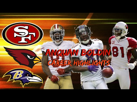 Anquan Boldin Career Highlights|| False Prophets