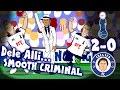 DELE ALLI SCORES TWO! Smooth Criminal ... TOTTENHAM vs CHELSEA 2-0 (Parody Goals Highlights 2017)