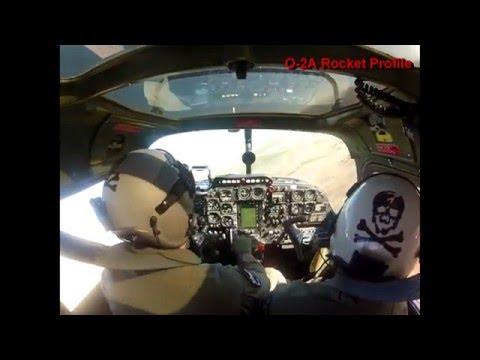 Forward Air Control Rocket Flying FAC Mission Air Show Cessna 337 Skymaster Vietnam Warbird