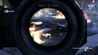 Homefront Gameplay Epic Scene - PC (Max Settings) HD 1080p