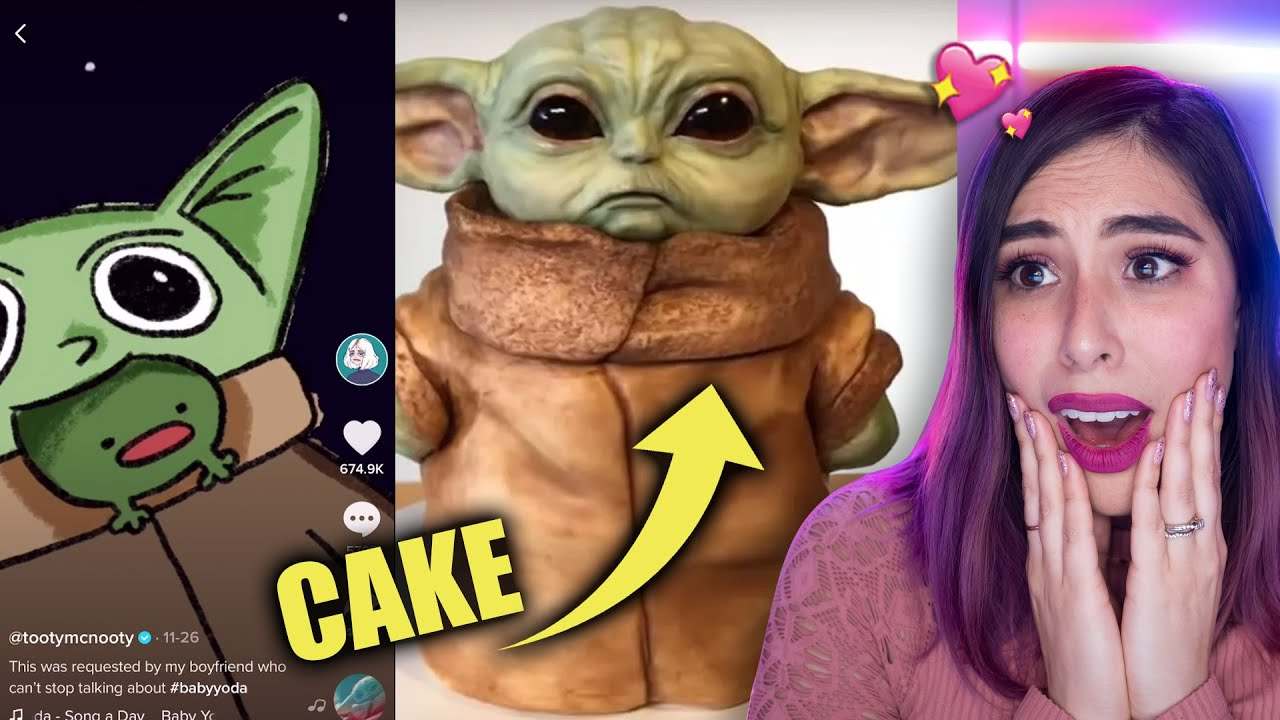 Reacting To The Funniest Baby Yoda Memes Youtube