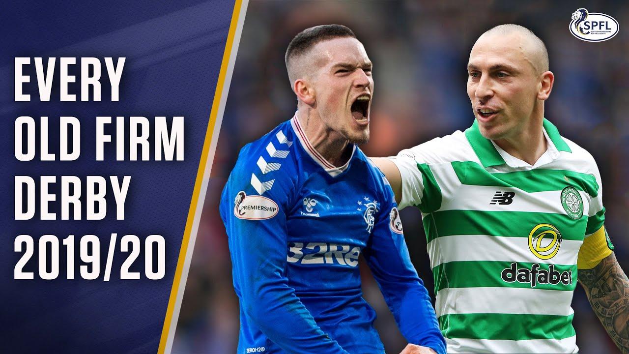 Download Celtic v Rangers   EVERY 2019/20 Old Firm Derby!   Scottish Premiership