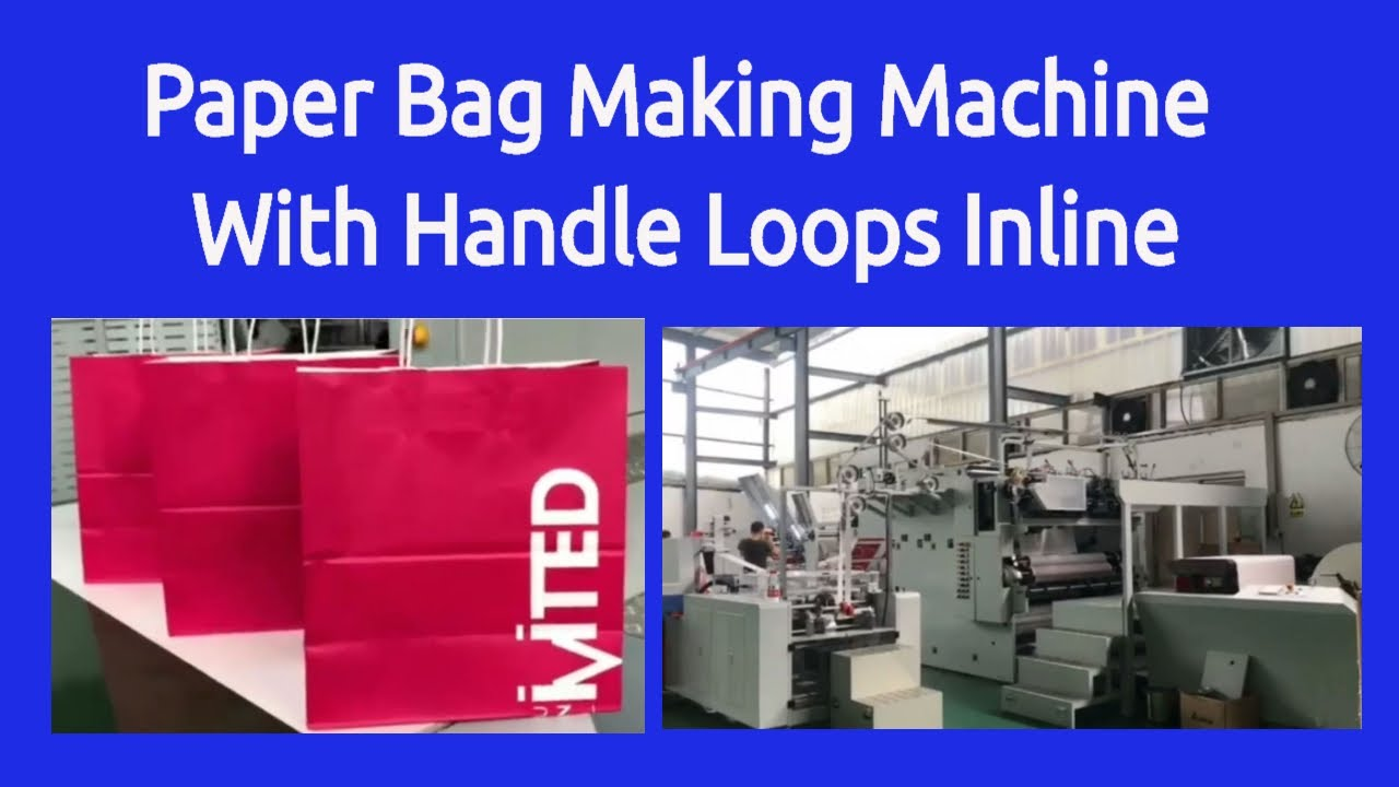 What Does Bag Making Machine Mean?