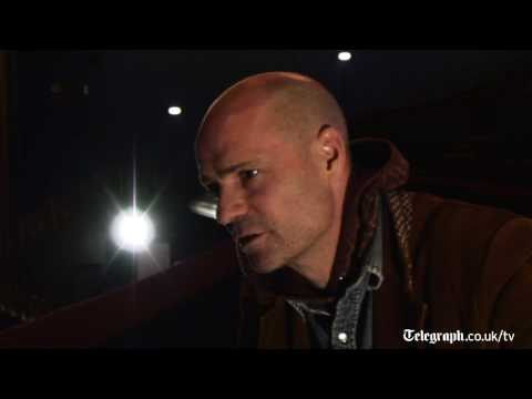 The Tragically Hip: Gord Downie interview