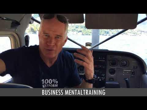 Mental-Tipp Der perfekte Flug - Business Mentaltraining