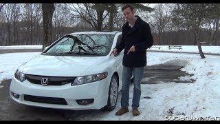 Review: 2009 Honda Civic Si Sedan