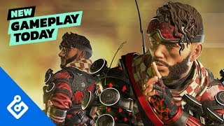 New Gameplay Today – Apex Legends