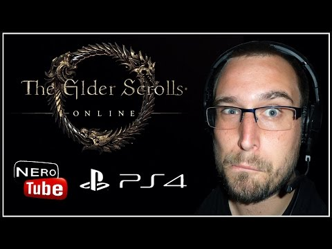 [The Elder Scrolls Online] - Ep 105 - Premier souci [FR] [PS4]