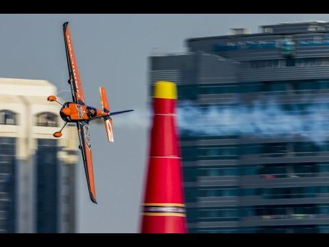 Best Flying Action From Abu Dhabi - Red Bull Air Race 2015