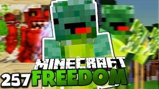 UNSER NEUER SOHN,BABY BROKKOLI & FINALER KAMPF UM MINECRAFT LEBEN!  ✪ Minecraft FREEDOM #257