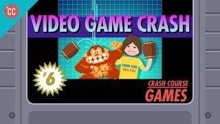 The Video Game Crash Of 1983: Crash Course Games #6