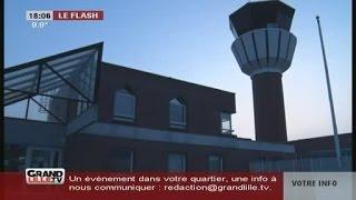 Les aiguilleurs du ciel de Lille-Lesquin