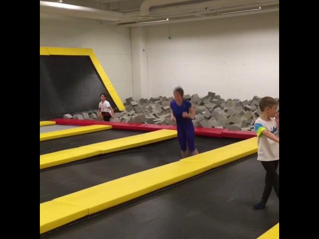 Jump and jump, and jump again