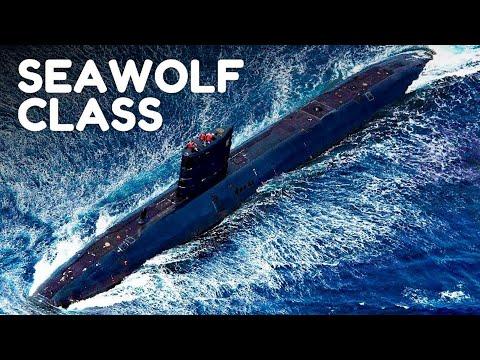Vor diesem neuen US U-Boot hat die ganze Welt Angst...