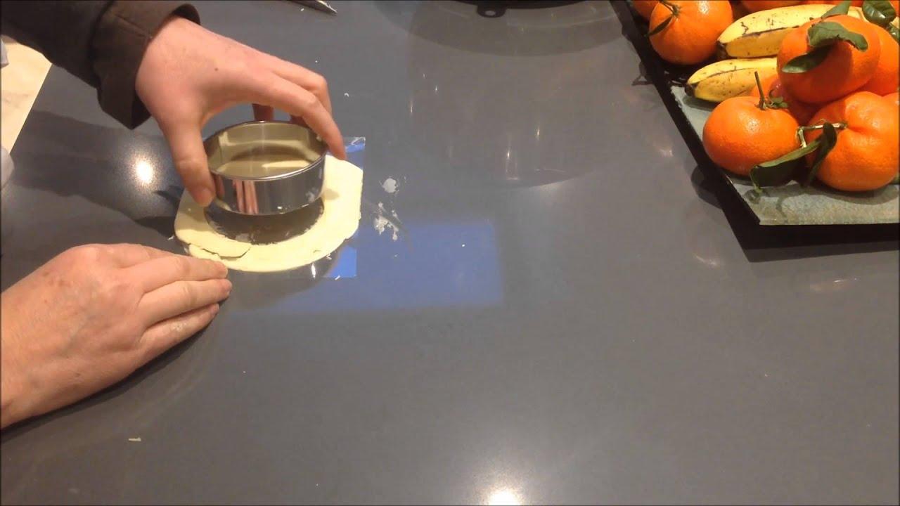Tuto Decoration En Chocolat Blanc Pour Entremets Youtube