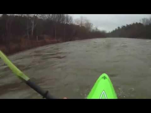 Kenduskeag Stream, April 15, 2014