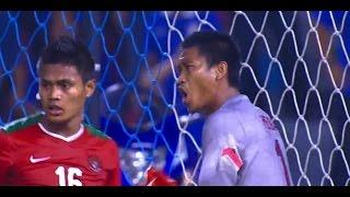 Kurnia Meiga Gagalkan Penalti Thailand | Indonesia Vs Thailand Final Aff Leg 2