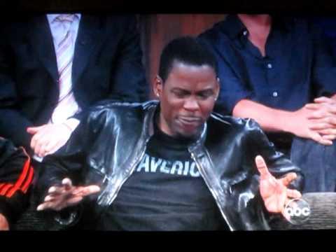 Chris Rock on getting dissed by Kobe Bryant