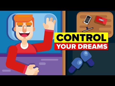 How Can You Control Your Dreams