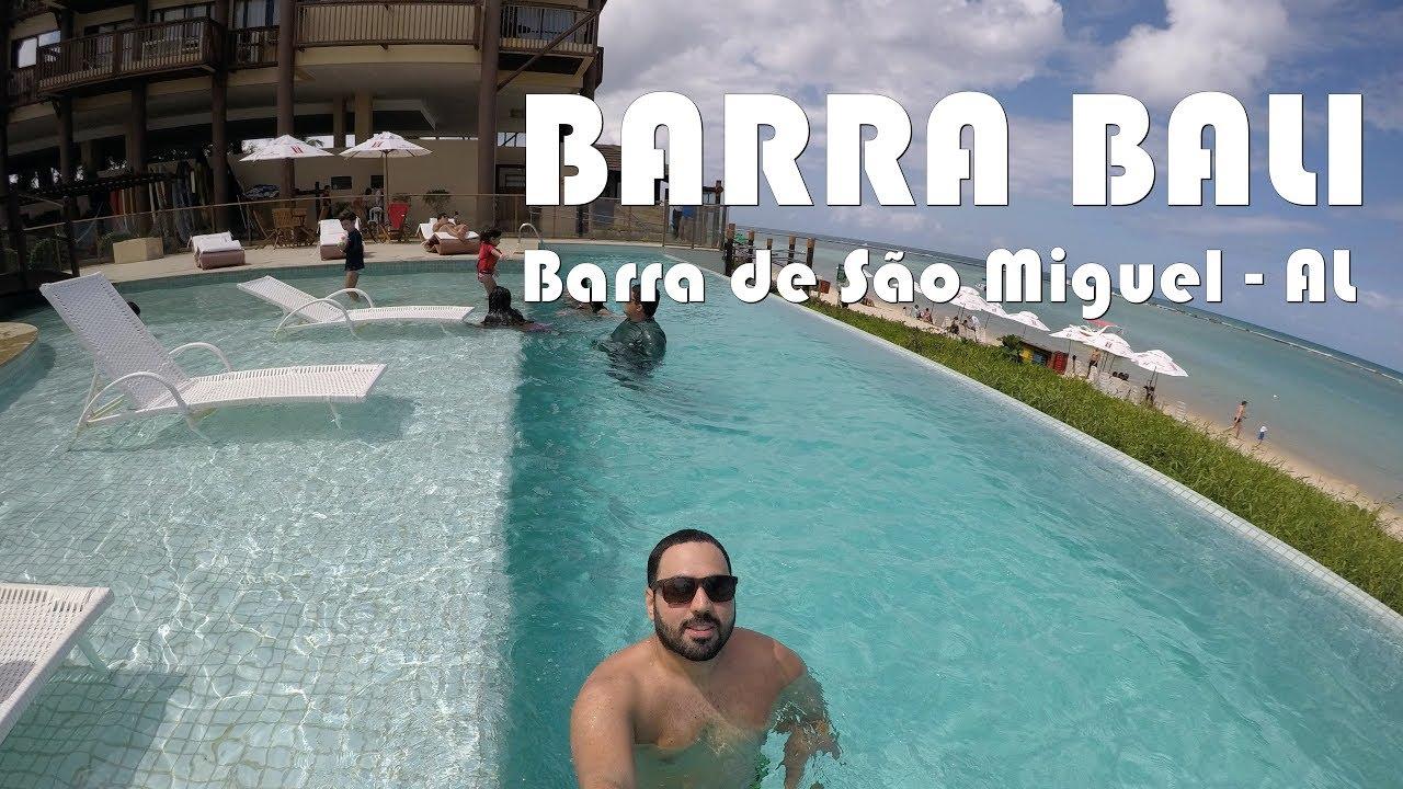 Barra Bali - Barra de São Miguel - AL