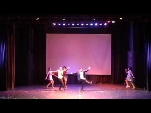 KOREAN ATTACK 007 - LEAD CREW (DANCE COVER WE - PARTY)