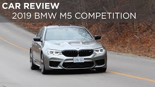 Car Review | 2019 BMW M5 Competition | Driving.ca
