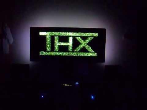 THX Sound System Test Teufel Philips Cinema 21:9 3D Ambilight