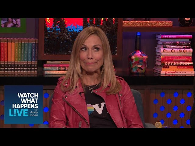 Sheryl Crow on Taylor Swift's Masters | WWHL