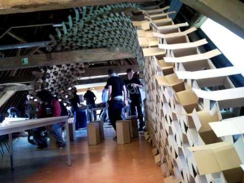 Architecture Design Workshop digital design & fabrication in architecture - ghent workshop