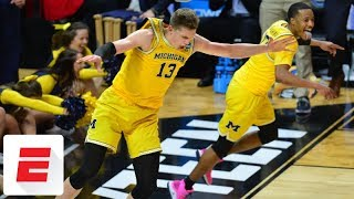 Michigan dominates Texas A&M 99-72 to reach Elite Eight | ESPN