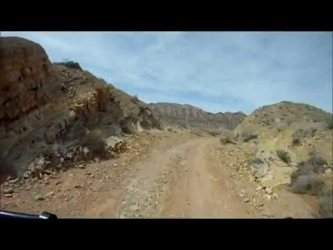 Offroading Lake Mead National Recreation Area Part 3 - 2011-03-13