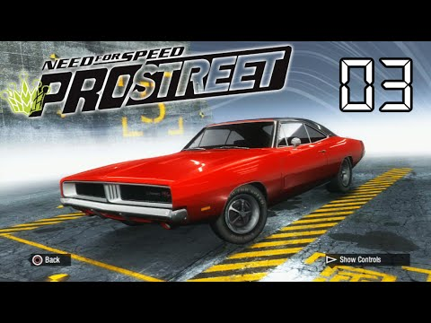 Need For Speed: Pro Street [PS3] 03: Vai monstro! - YouTube