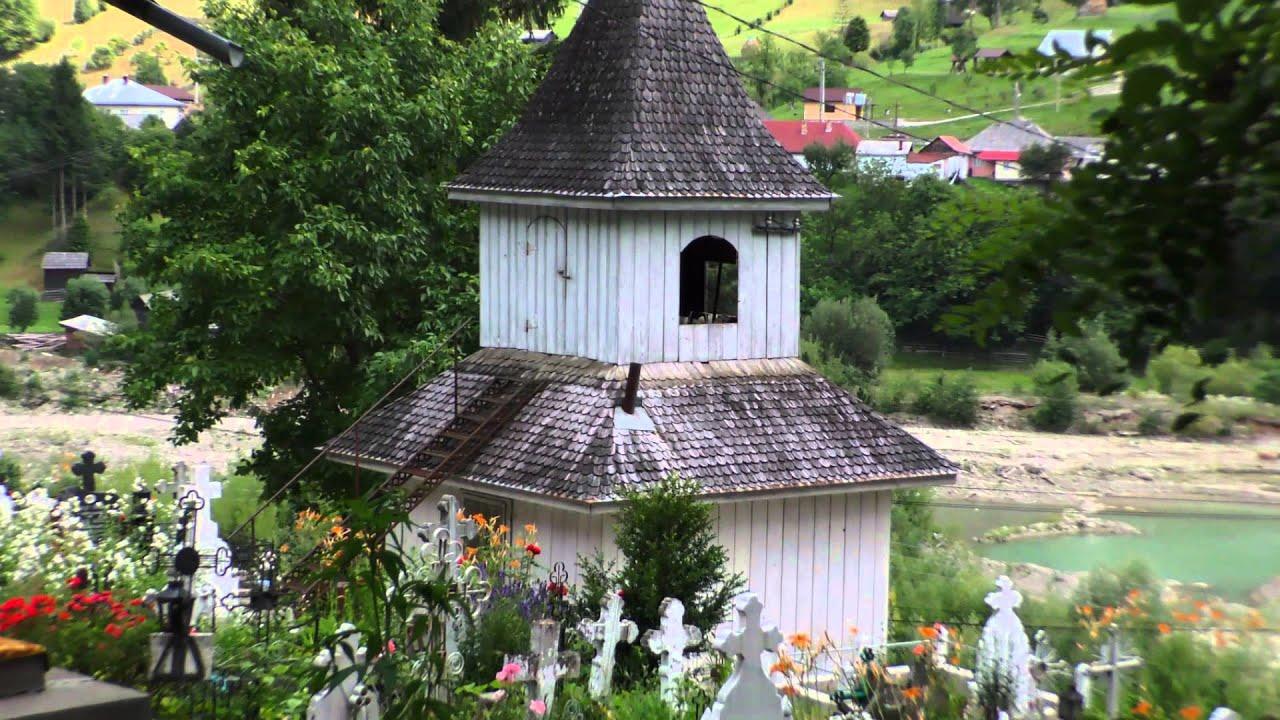 """Biserica de lemn """"Buna Vestire"""" - Ansamblul bisericii """"Buna"""