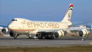 Tribute to Etihad Airways