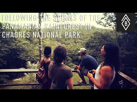 Following The Spirits Of The Panamanian Rainforest In Chagres National Park