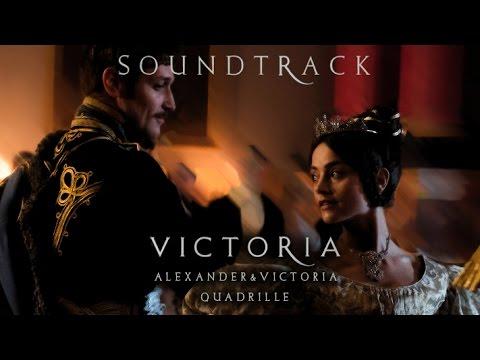 VICTORIA (The ITV Drama) - Alexander and Victoria's Quadrille Music by Johann Strauss II