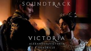 VICTORIA (The ITV Drama) - Alexander and Victoria&#39s Quadrille Music by Johann Strauss I ...