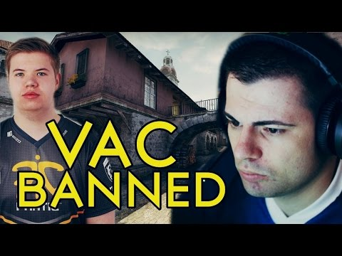 CS:GO PRO PLAYERS GETTING VAC BANNED [THEORY]