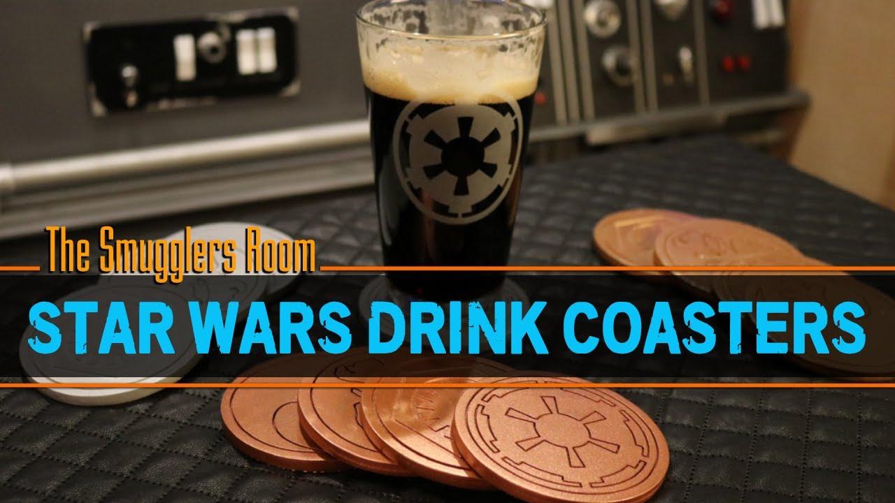 Drink Coaster Star Wars