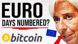 EURO COLLAPSE?! ECB INSANITY 2020 🛑 Buy Bitcoin! Jörg Molt Faketoshi!