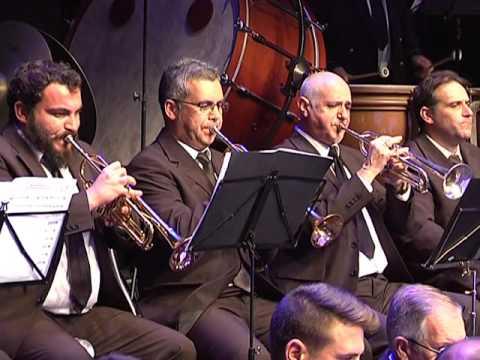 Hispania (Fantasía Española para Banda Sinfónica) Oscar Navarro